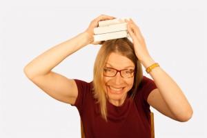 Bücherkopf